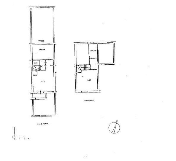 Planimetria 1/2 per rif. 393