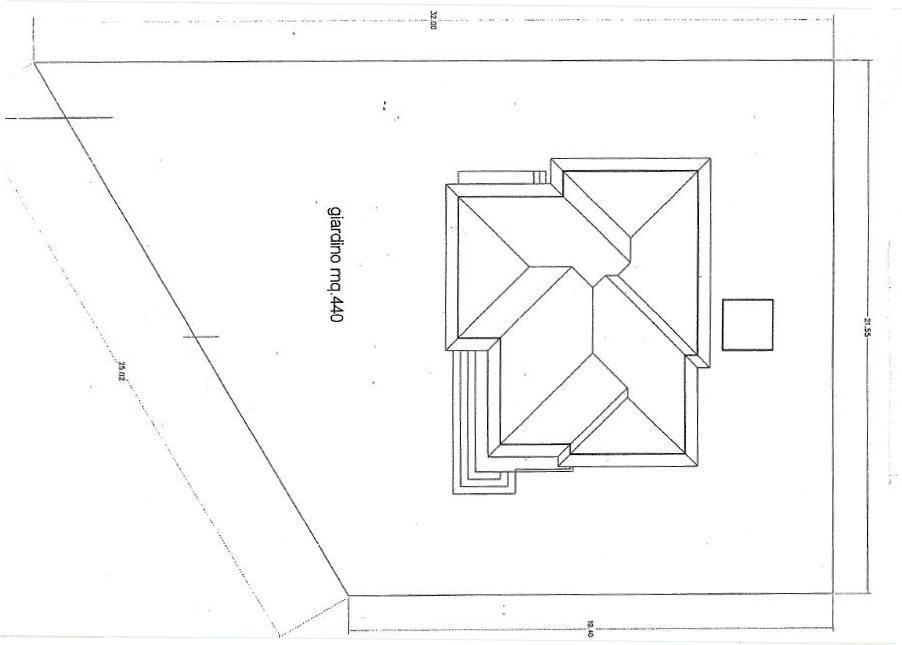 Planimetria 2/4 per rif. 430