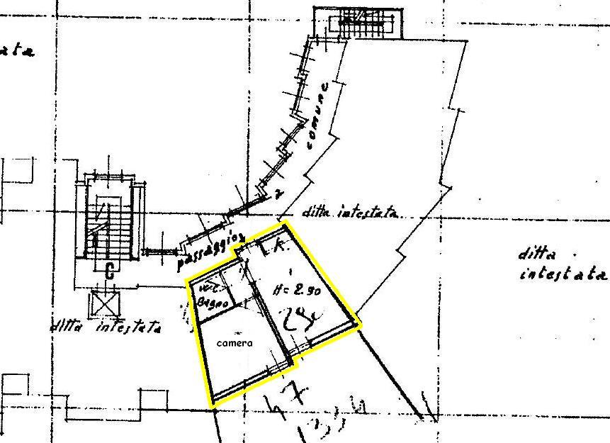 Planimetria 1/1 per rif. 355