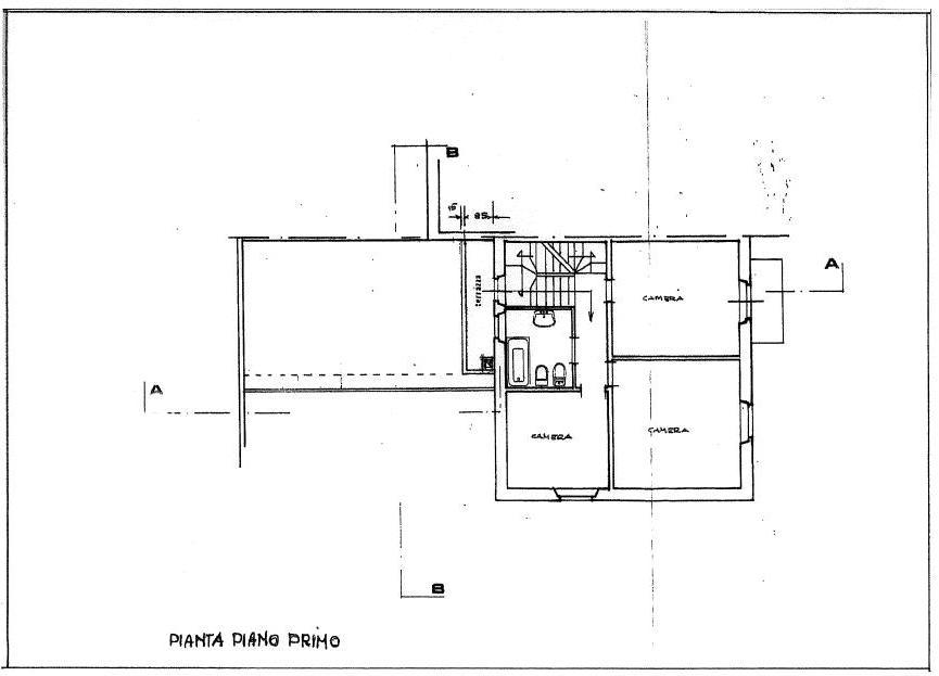 Planimetria 2/4 per rif. 305