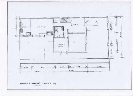 Planimetria 1/4 per rif. 305