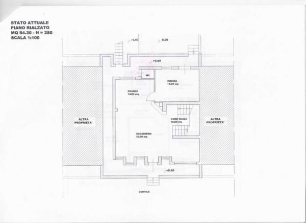 Planimetria 6/6 per rif. 341