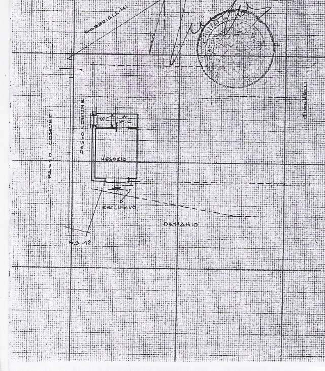 Planimetria 1/1 per rif. VAC010
