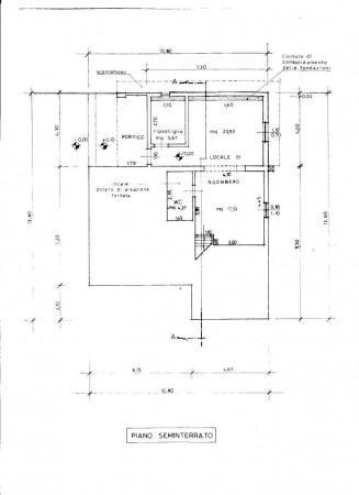 Planimetria 2/2 per rif. 283