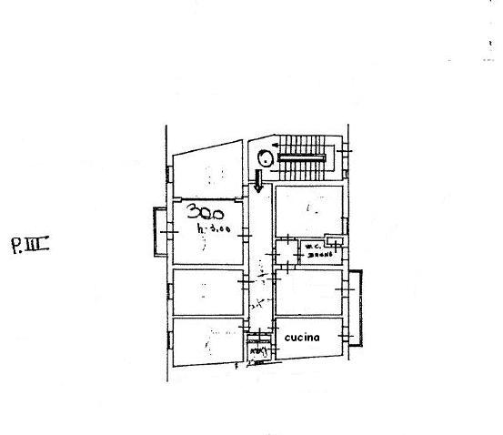 Planimetria 1/1 per rif. 437