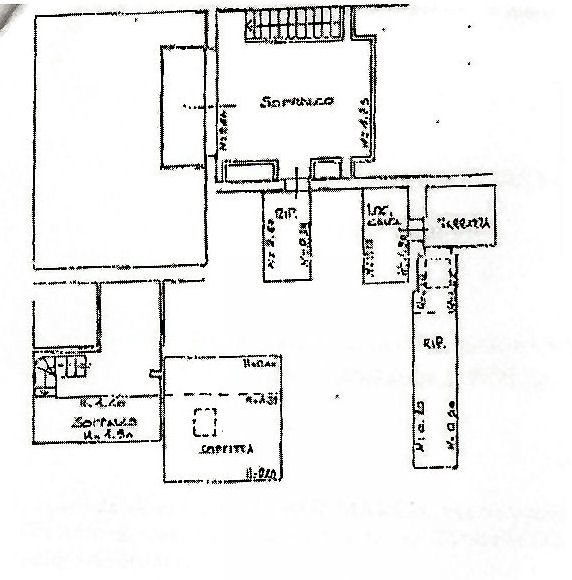 Planimetria 3/3 per rif. IA5090