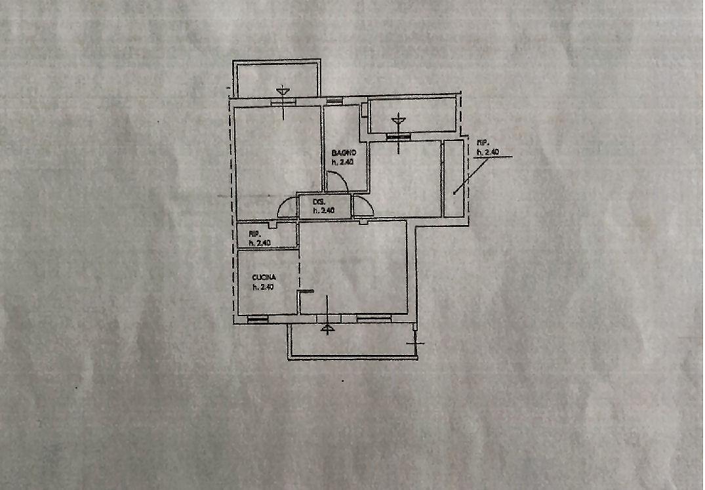 Planimetria 1/1 per rif. IA5096