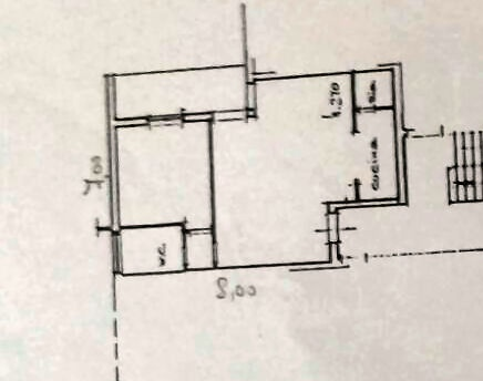 Planimetria 1/1 per rif. IA5074