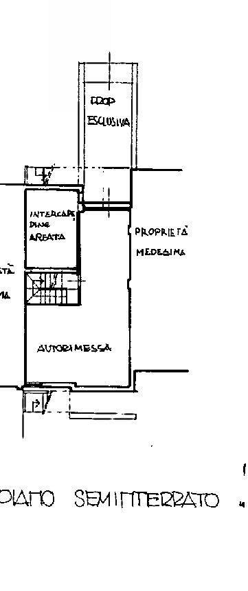 Planimetria 2/2 per rif. IA5067