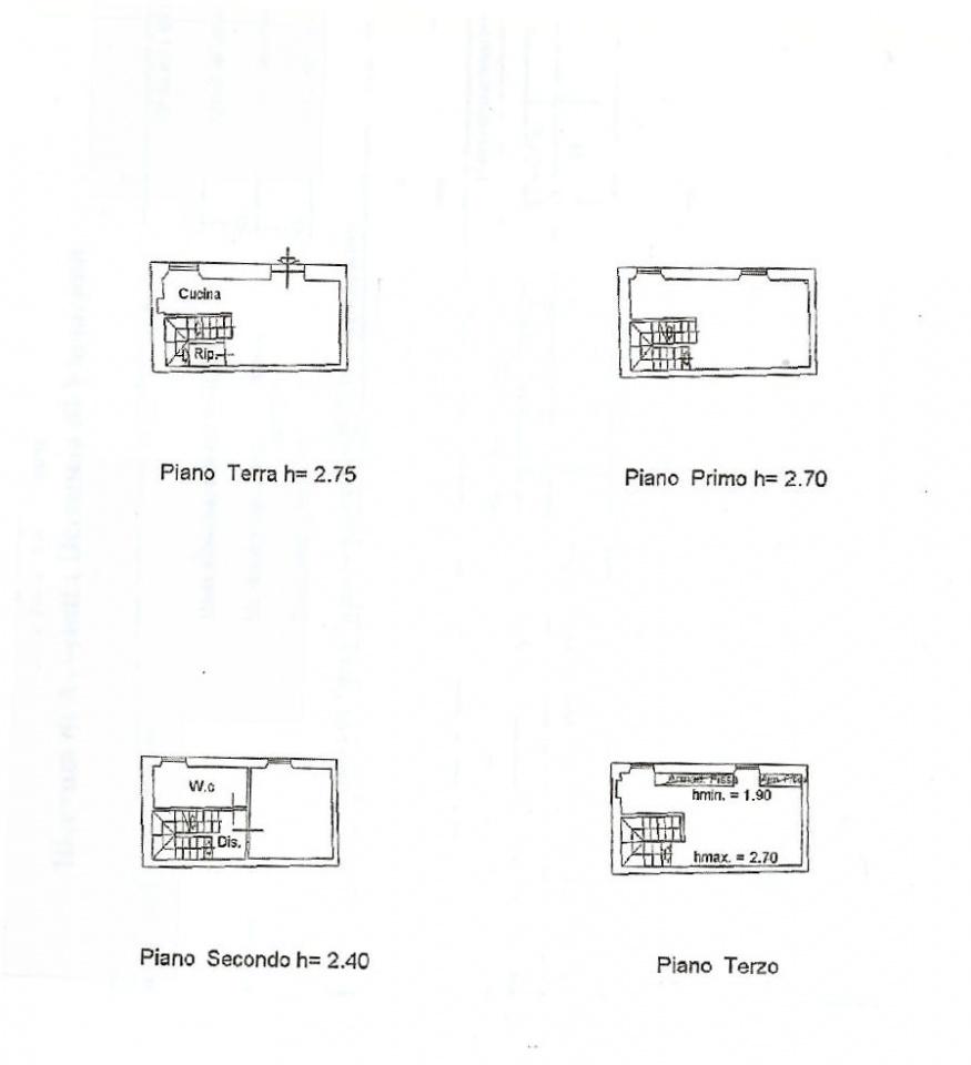 Planimetria 1/1 per rif. IA5030