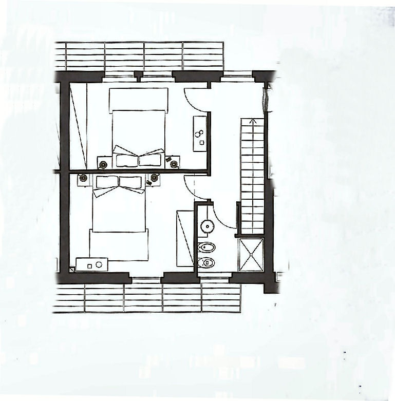 Planimetria 2/2 per rif. IA5006