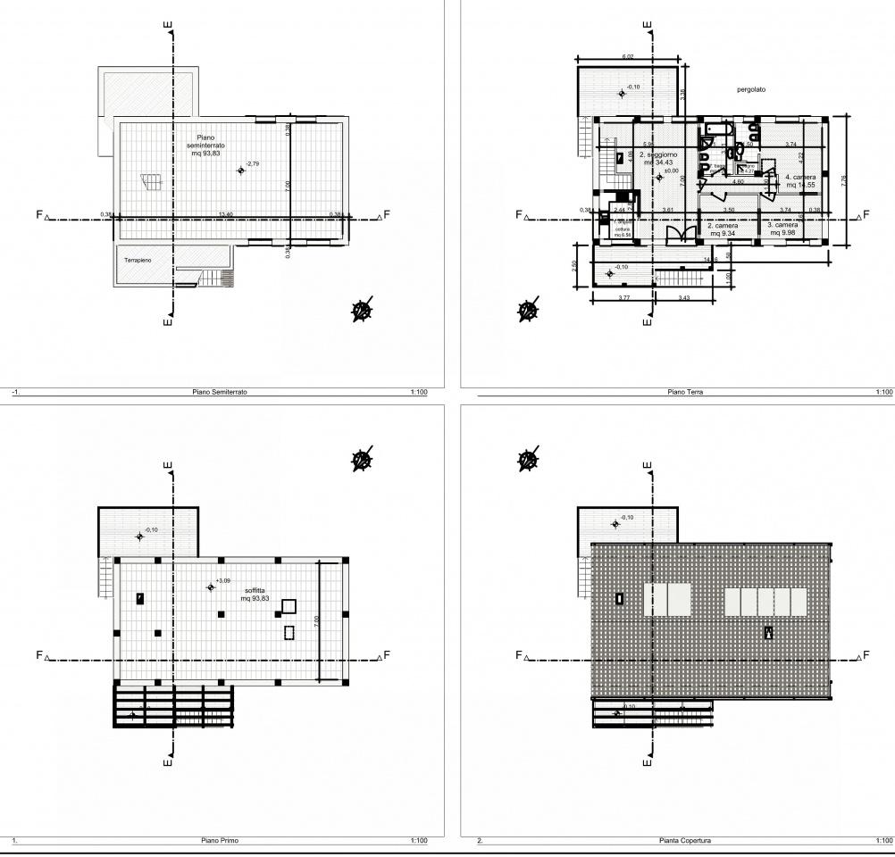 Planimetria 2/2 per rif. IA5000
