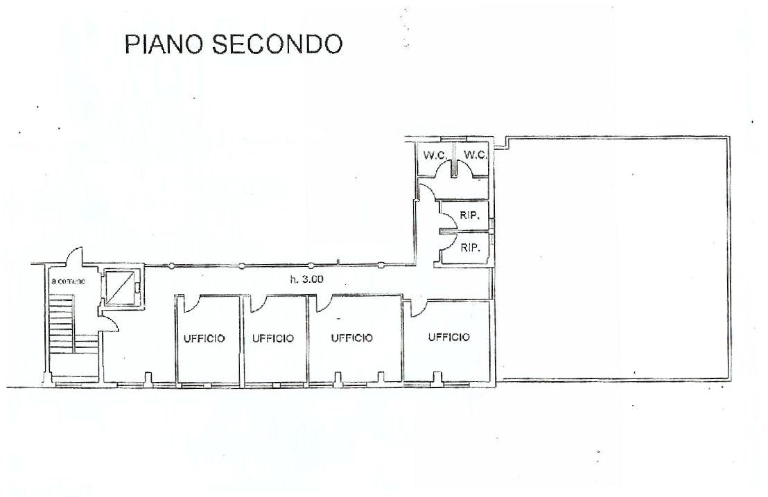 Planimetria 1/1 per rif. AF1817