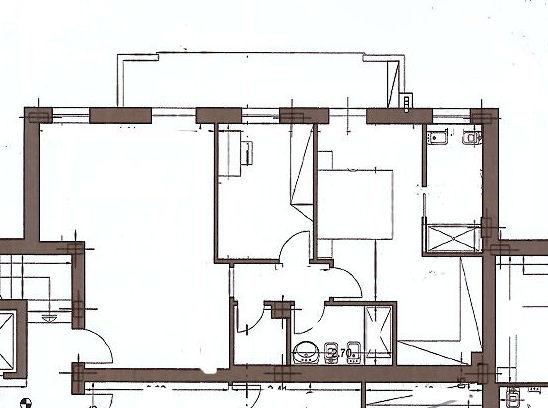 Planimetria 1/1 per rif. IA4849