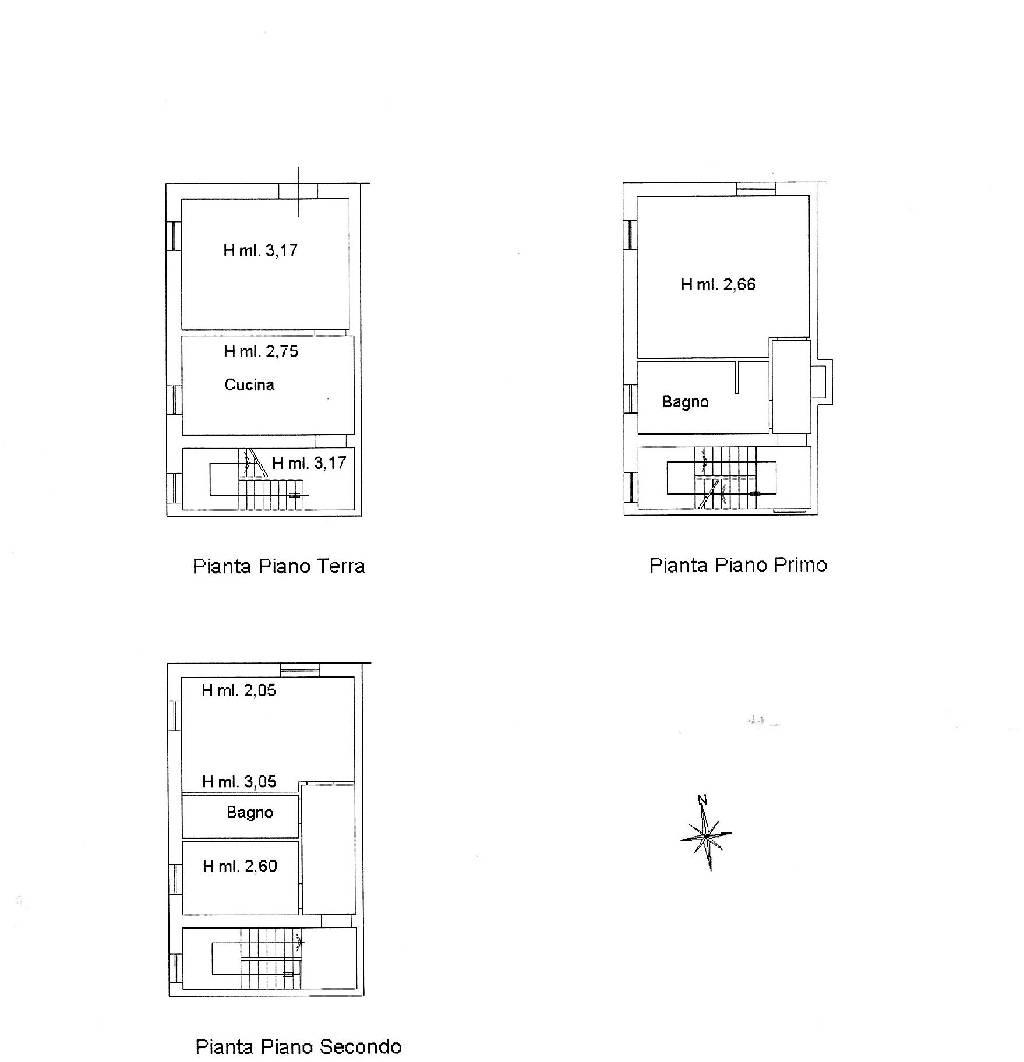 Planimetria 1/1 per rif. IA4733