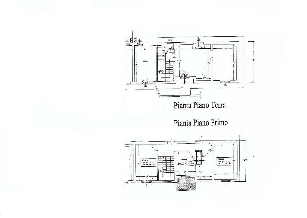 Planimetria 1/2 per rif. IA4723