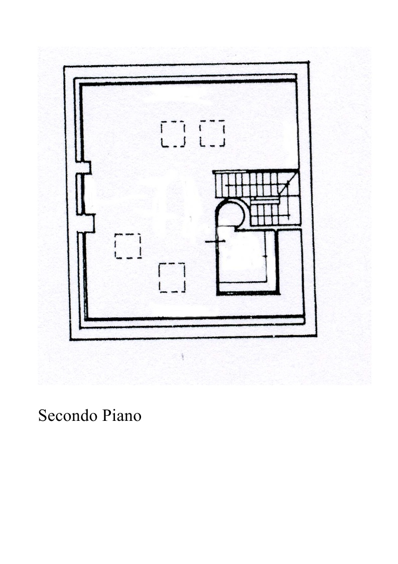 Planimetria 3/4 per rif. IA4708