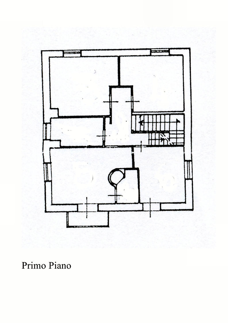 Planimetria 2/4 per rif. IA4708