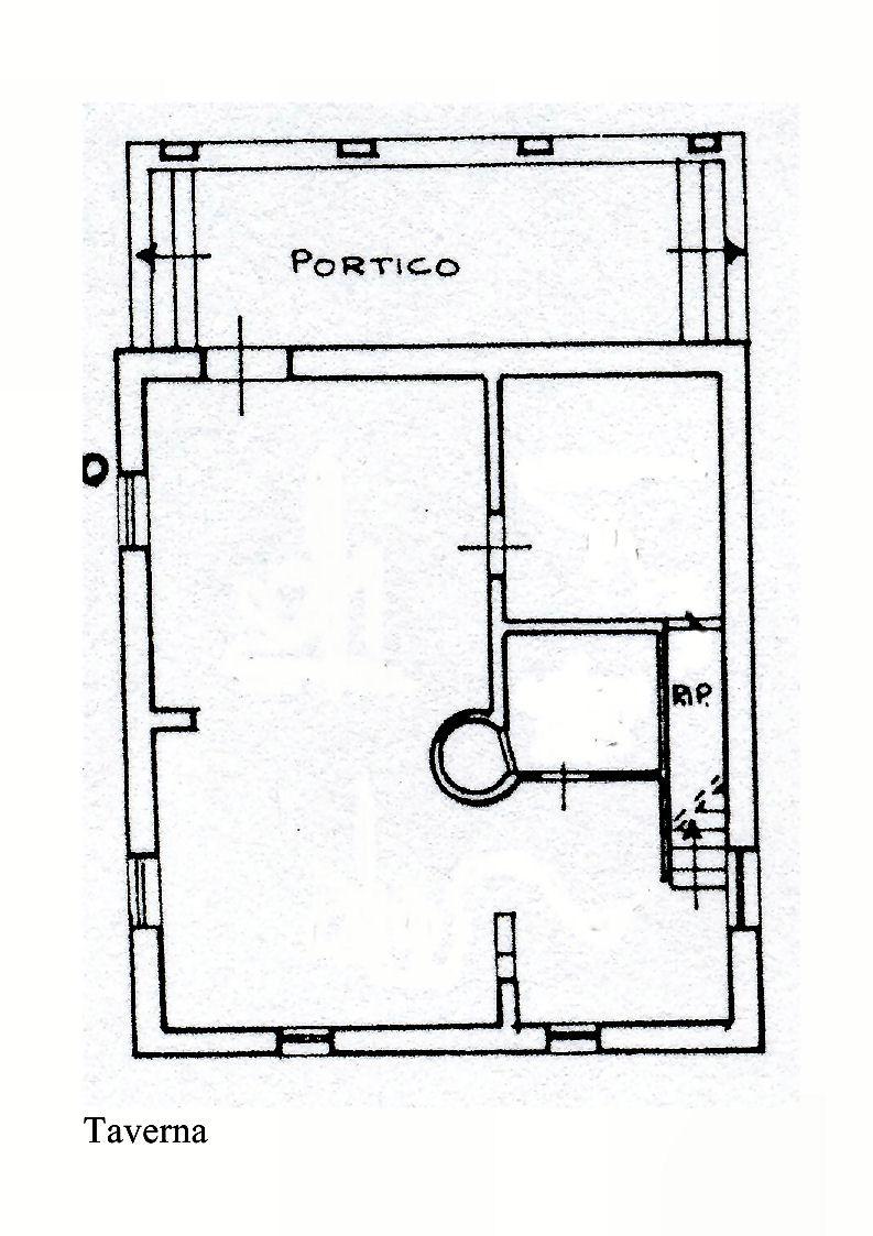 Planimetria 4/4 per rif. IA4708