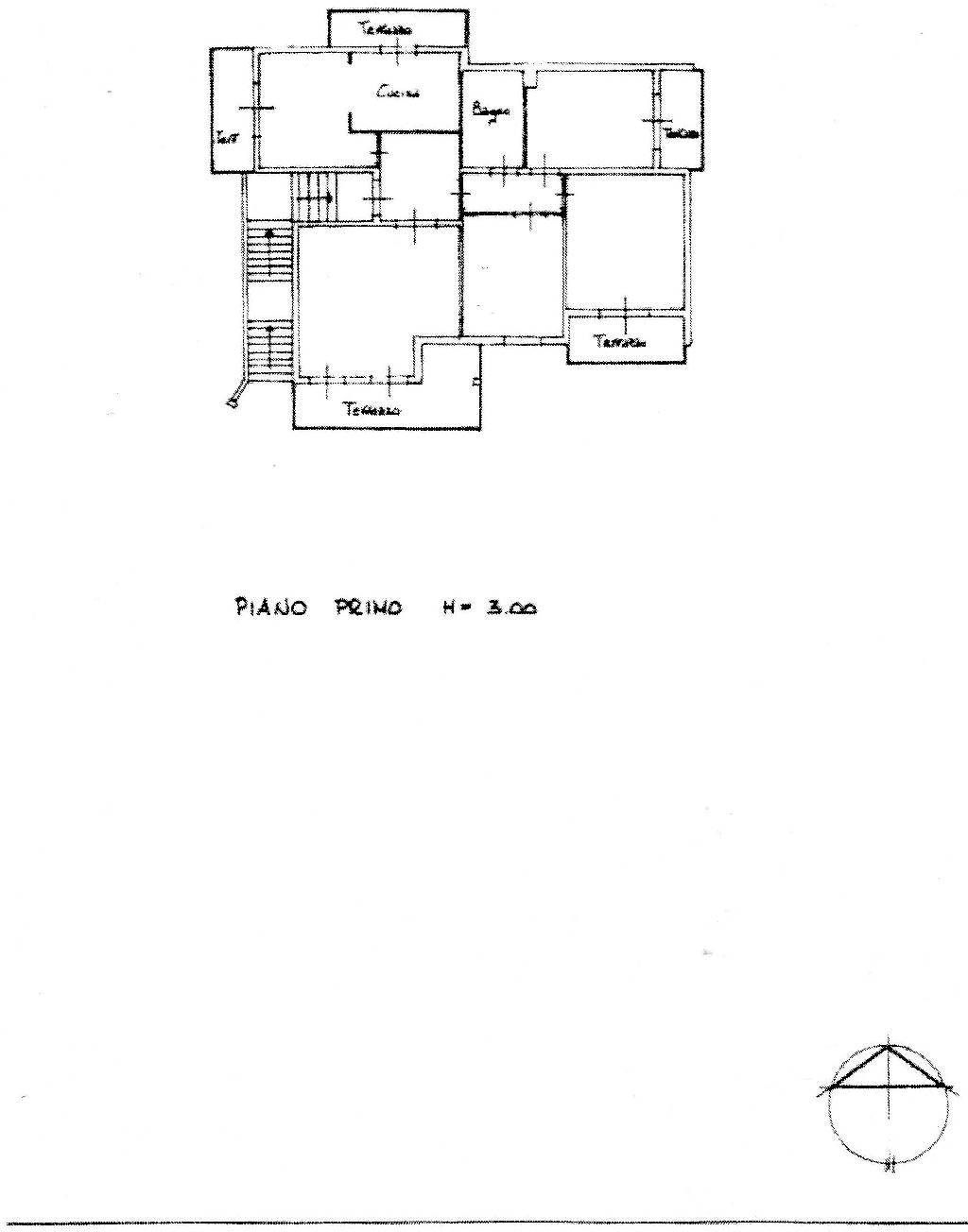 Planimetria 3/3 per rif. IA4568