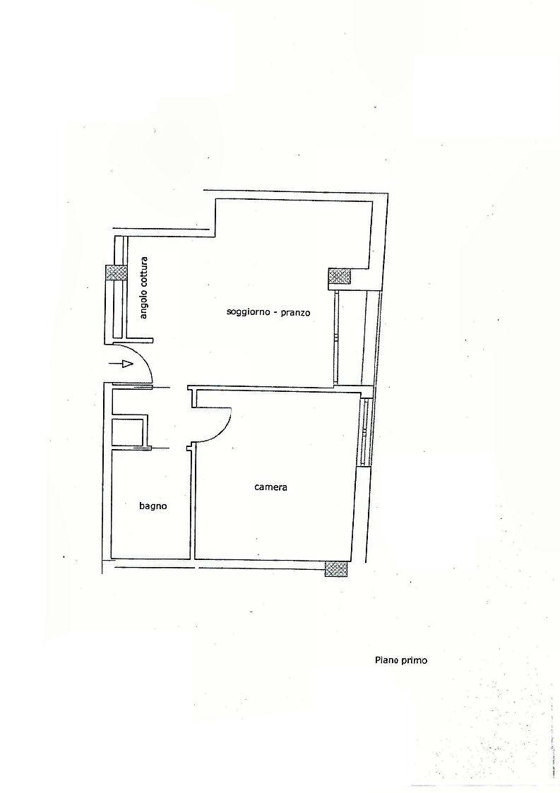 Planimetria 1/1 per rif. IA4559