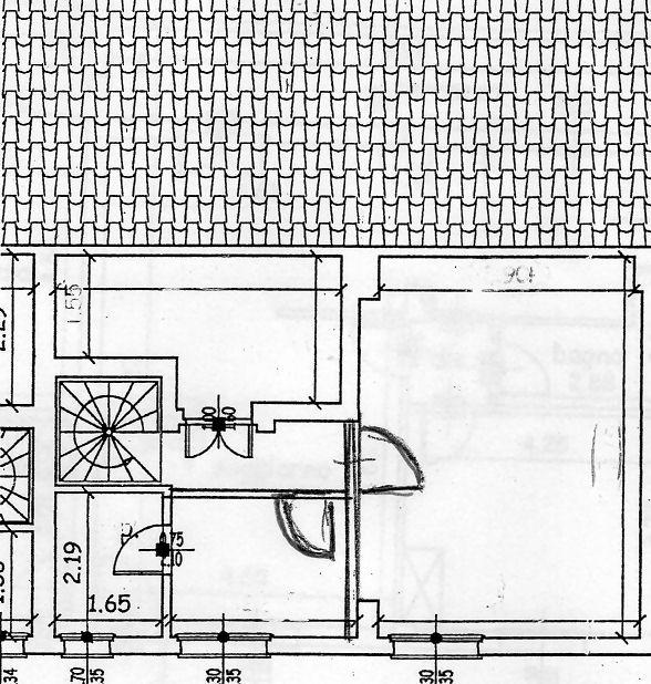 Planimetria 2/2 per rif. IA4425