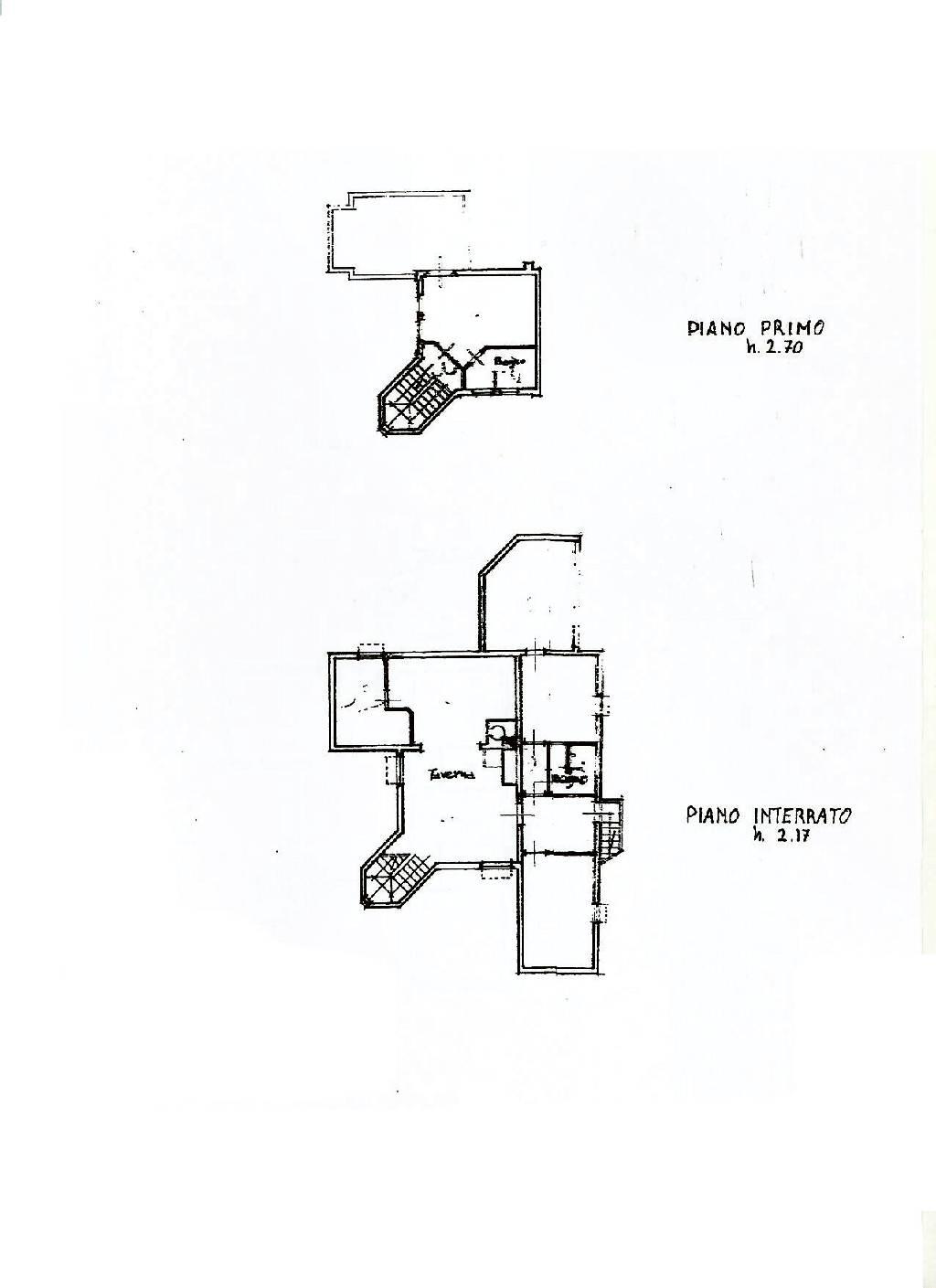 Planimetria 2/2 per rif. IA4128