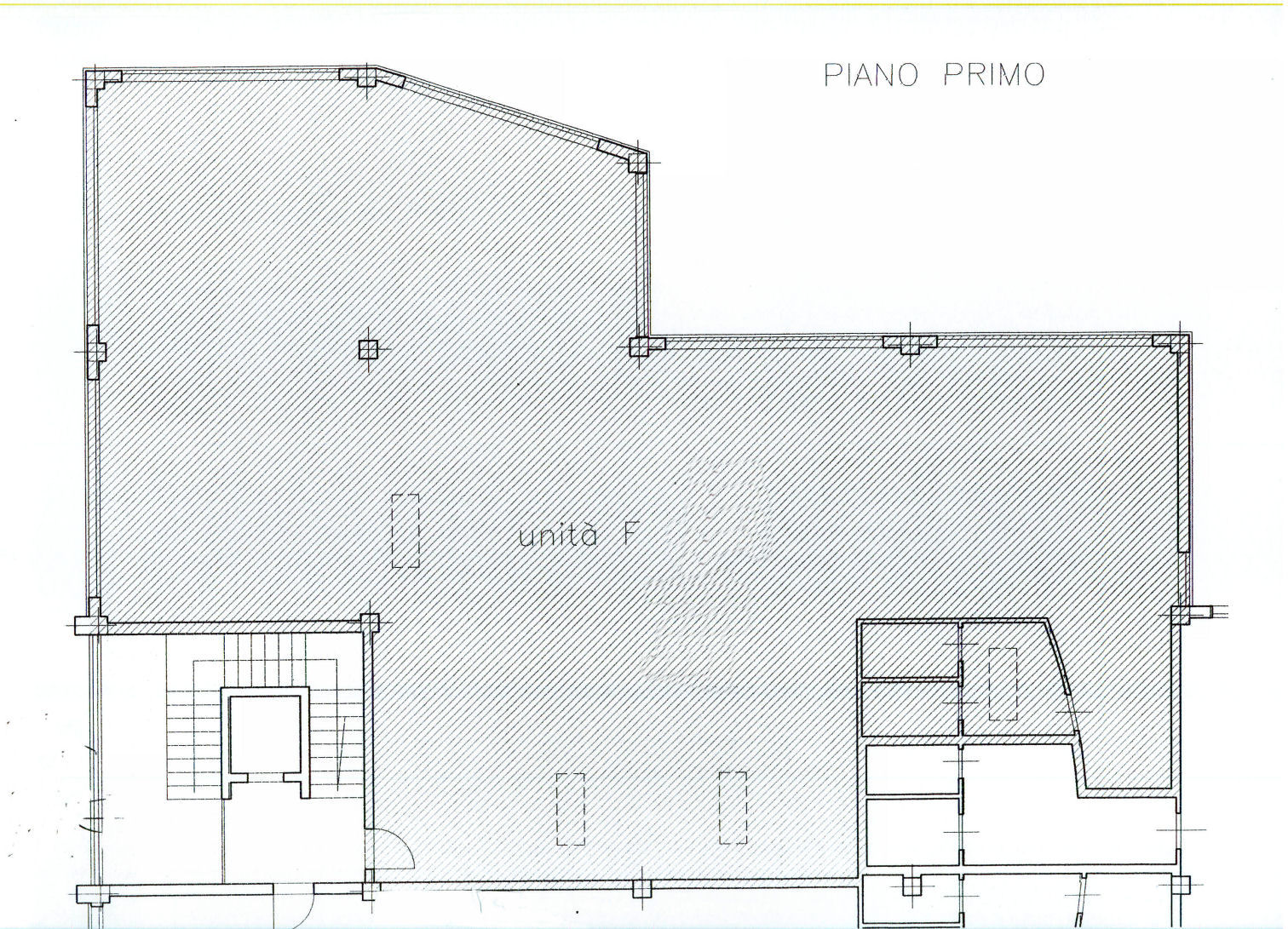 Planimetria 1/1 per rif. UF229