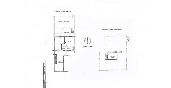 Planimetria 1/1 per rif. AF5139