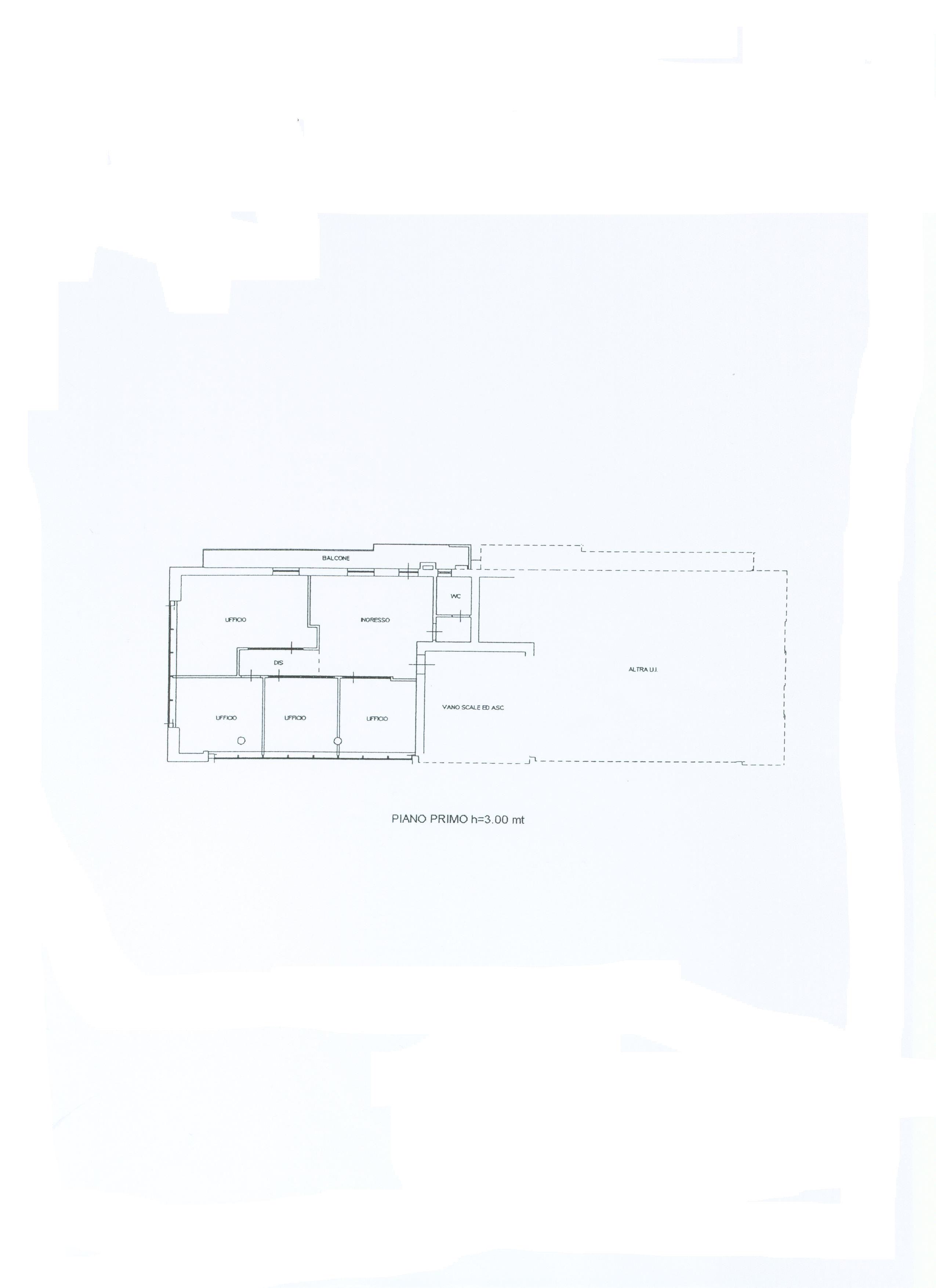 Planimetria 1/1 per rif. AF5162