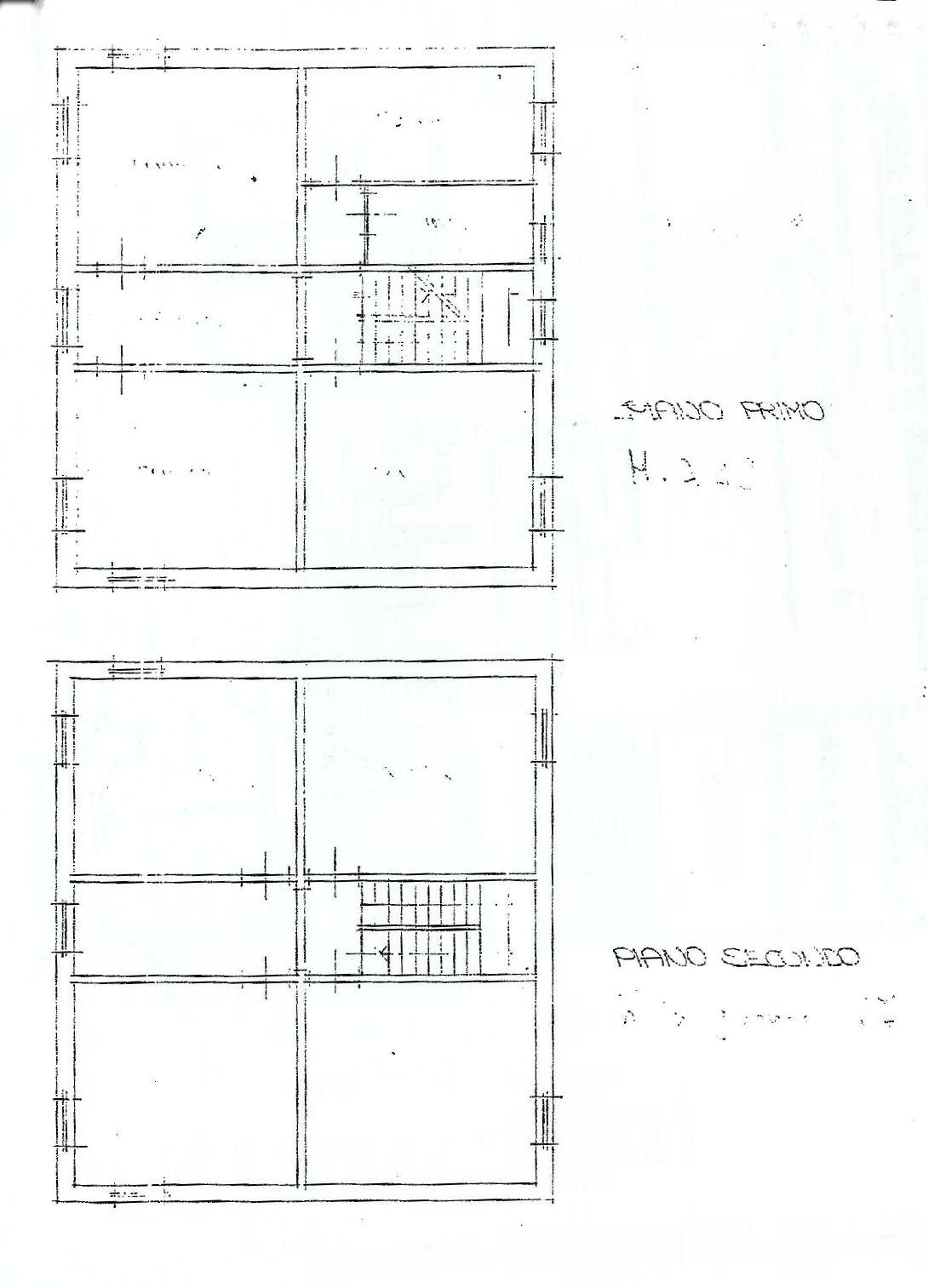 Planimetria 2/2 per rif. AF5207