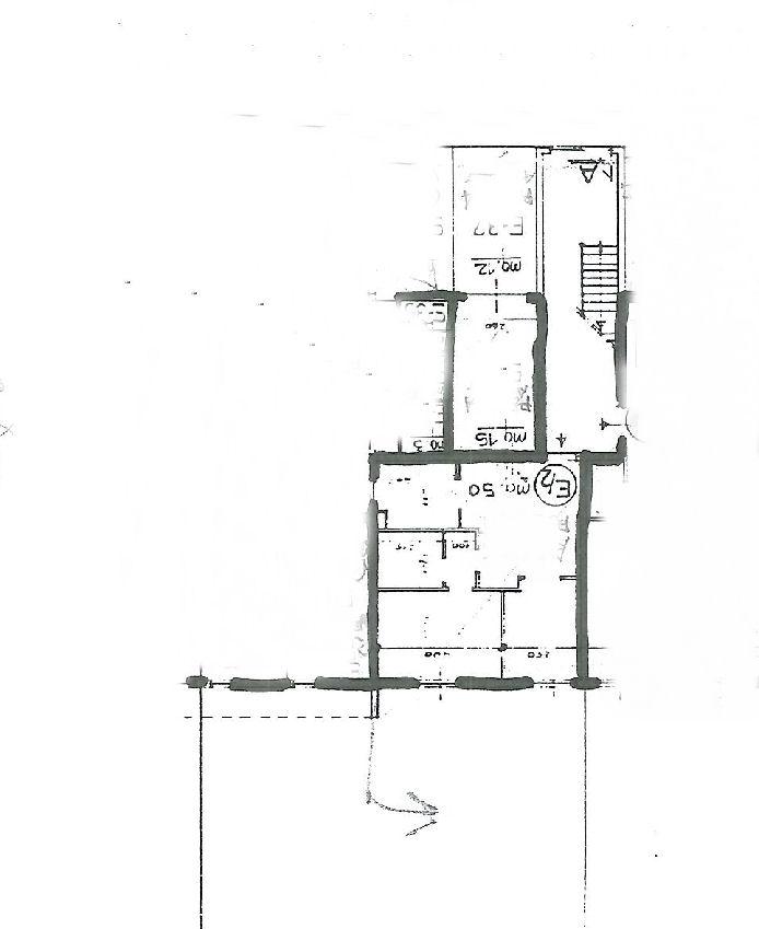 Planimetria 1/1 per rif. IA5213