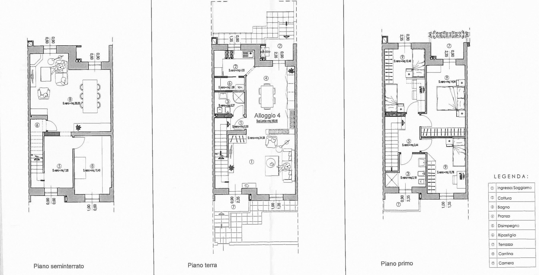 Immobiliare Metro Quadro   Villetta a schiera in vendita a ...