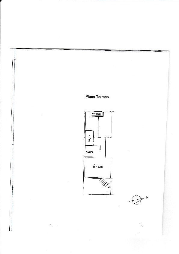 Planimetria /1 per rif. B/118