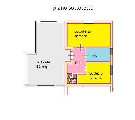Planimetria 1/2 per rif. NC01