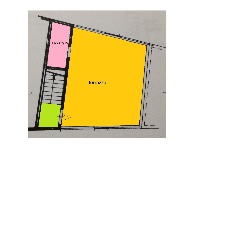 Planimetria 1/2 per rif. B/147
