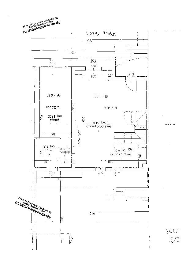 Planimetria 1/1 per rif. 1431