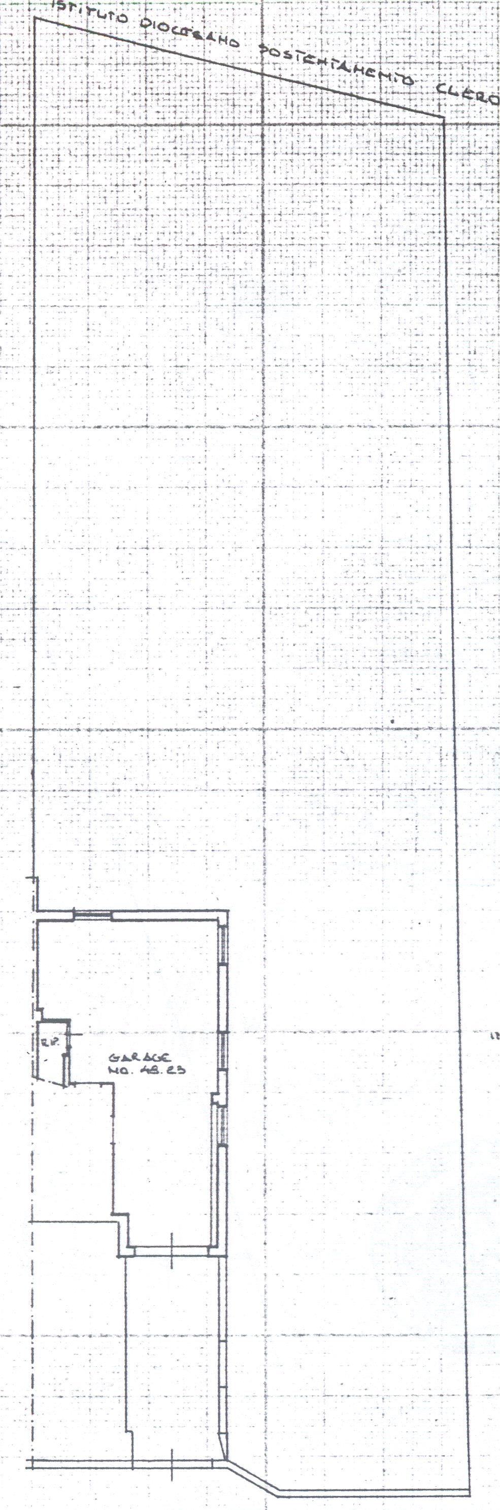 Planimetria 7/8 per rif. 1/2162