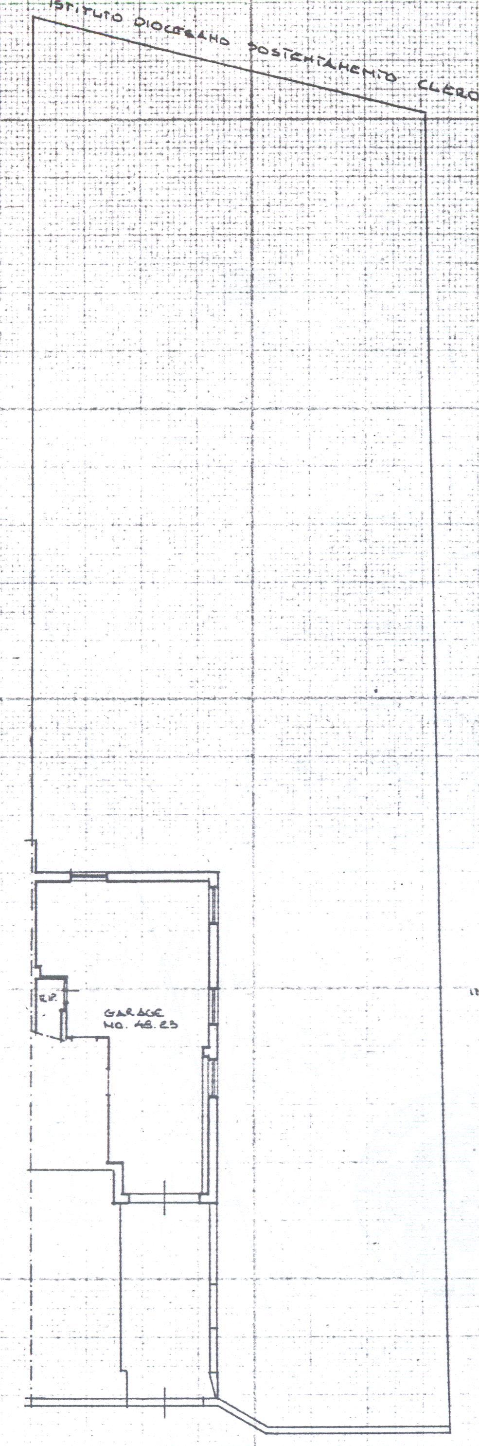 Planimetria 4/8 per rif. 1/2162