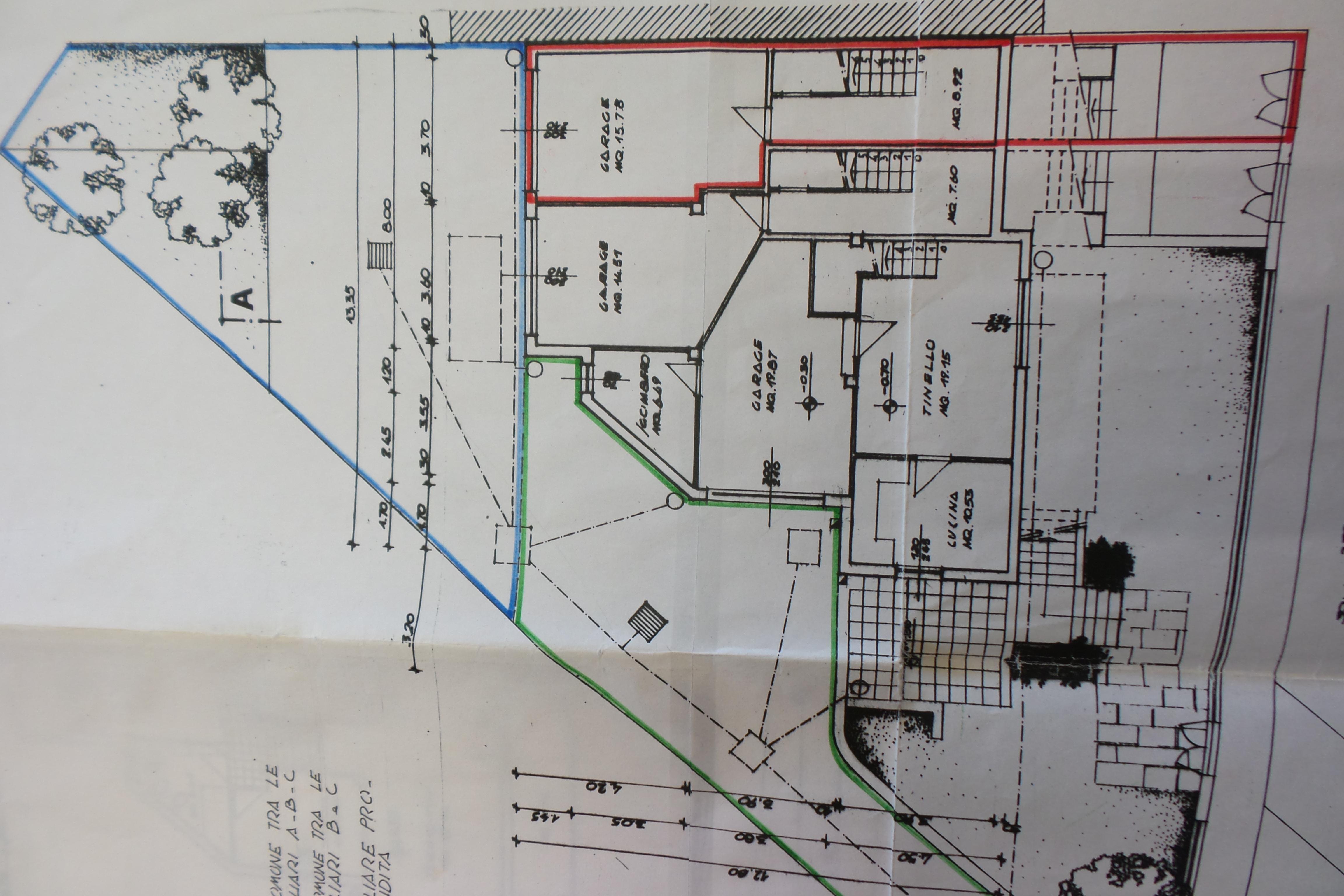 Planimetria 3/3 per rif. 1/2180