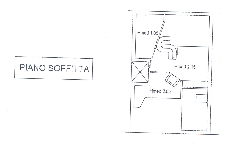 Planimetria 2/2 per rif. 1/3005
