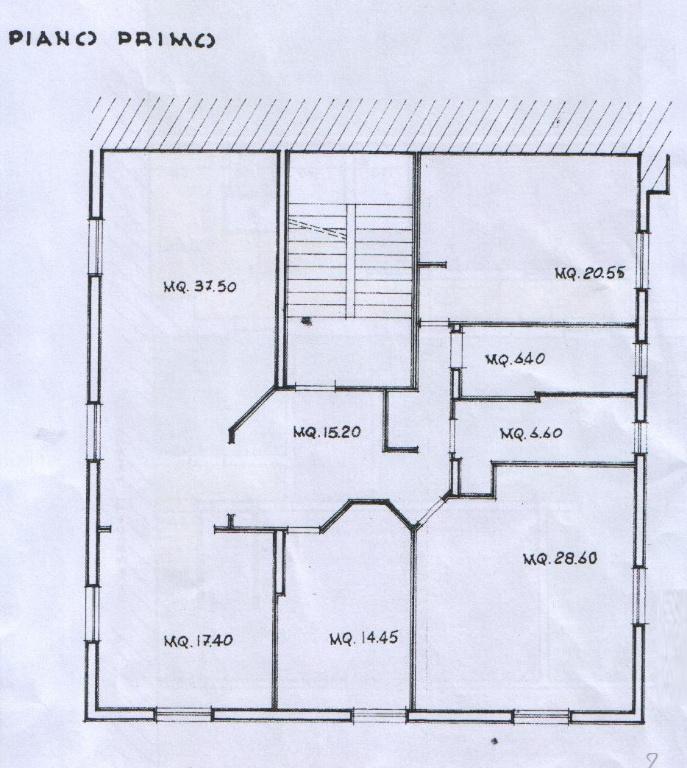 Planimetria 1/1 per rif. 1/3089