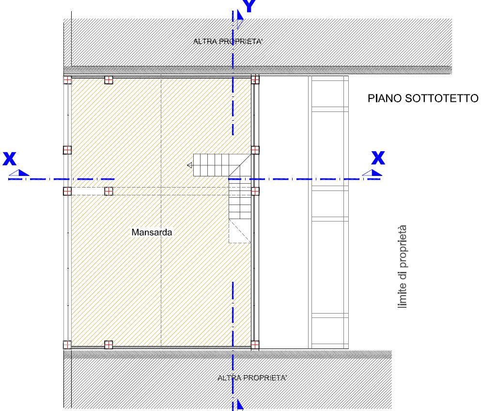Planimetria 4/4 per rif. F/0032
