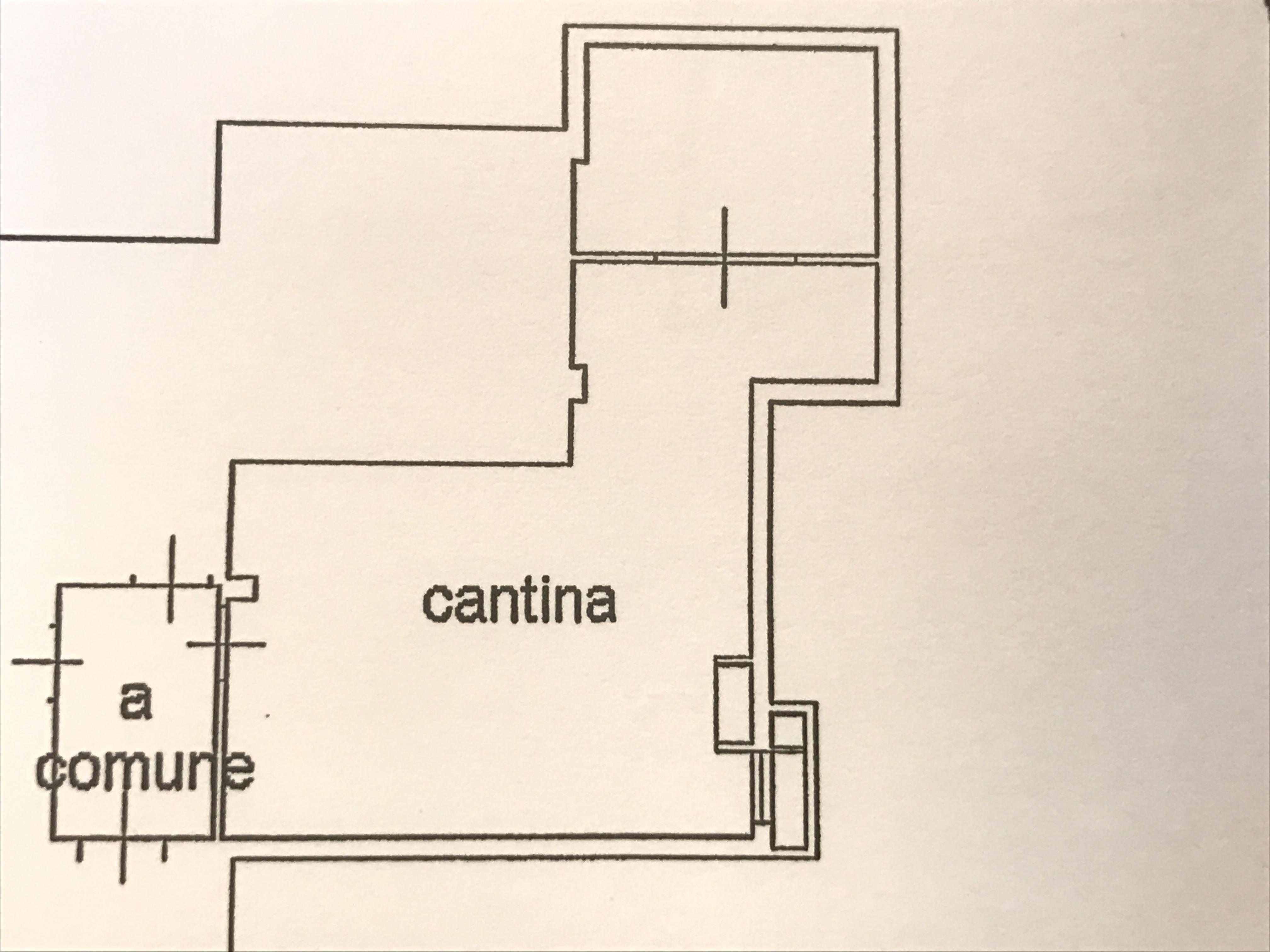 Planimetria 3/3 per rif. M/0027