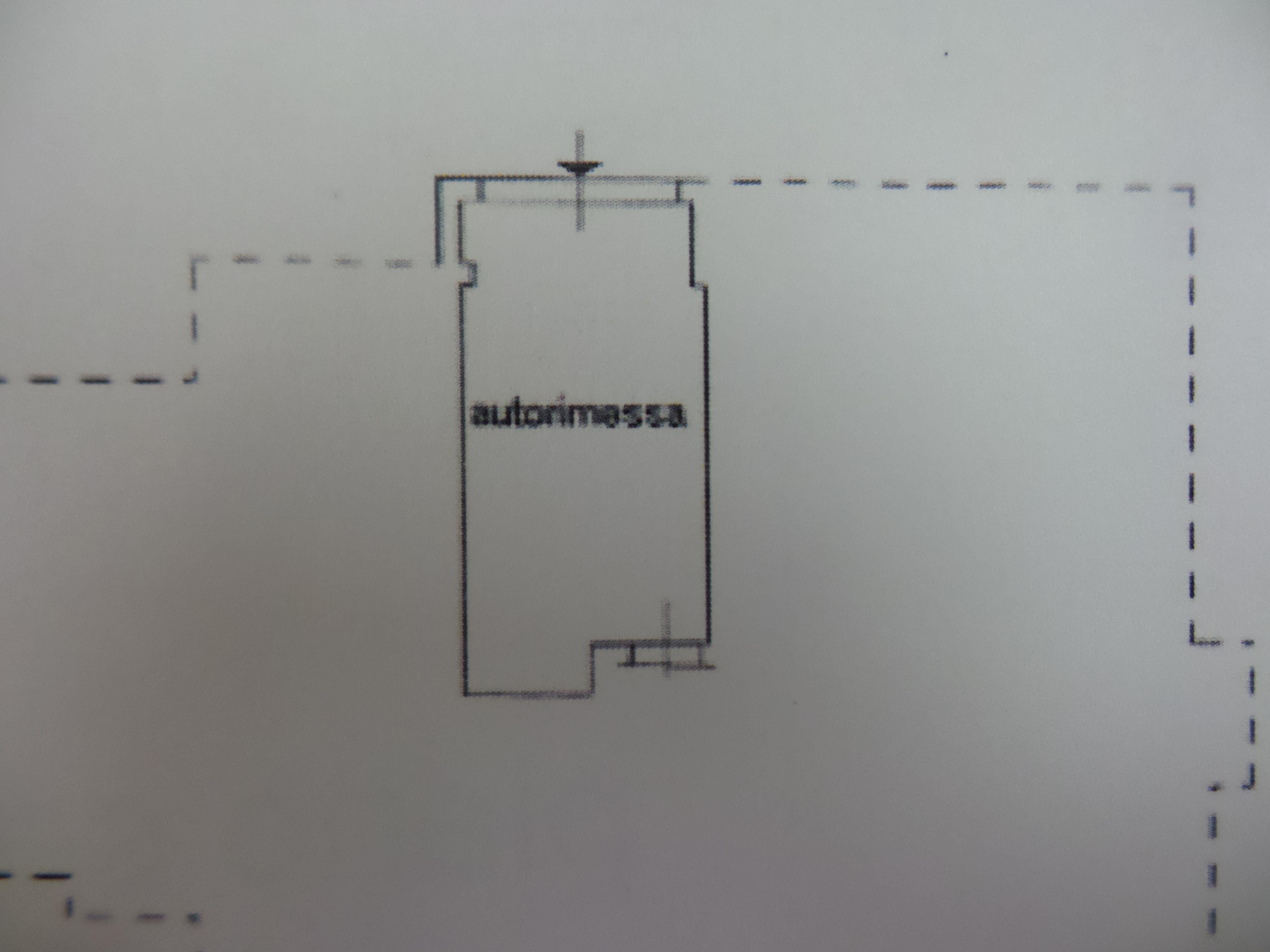Planimetria 3/3 per rif. B/0025