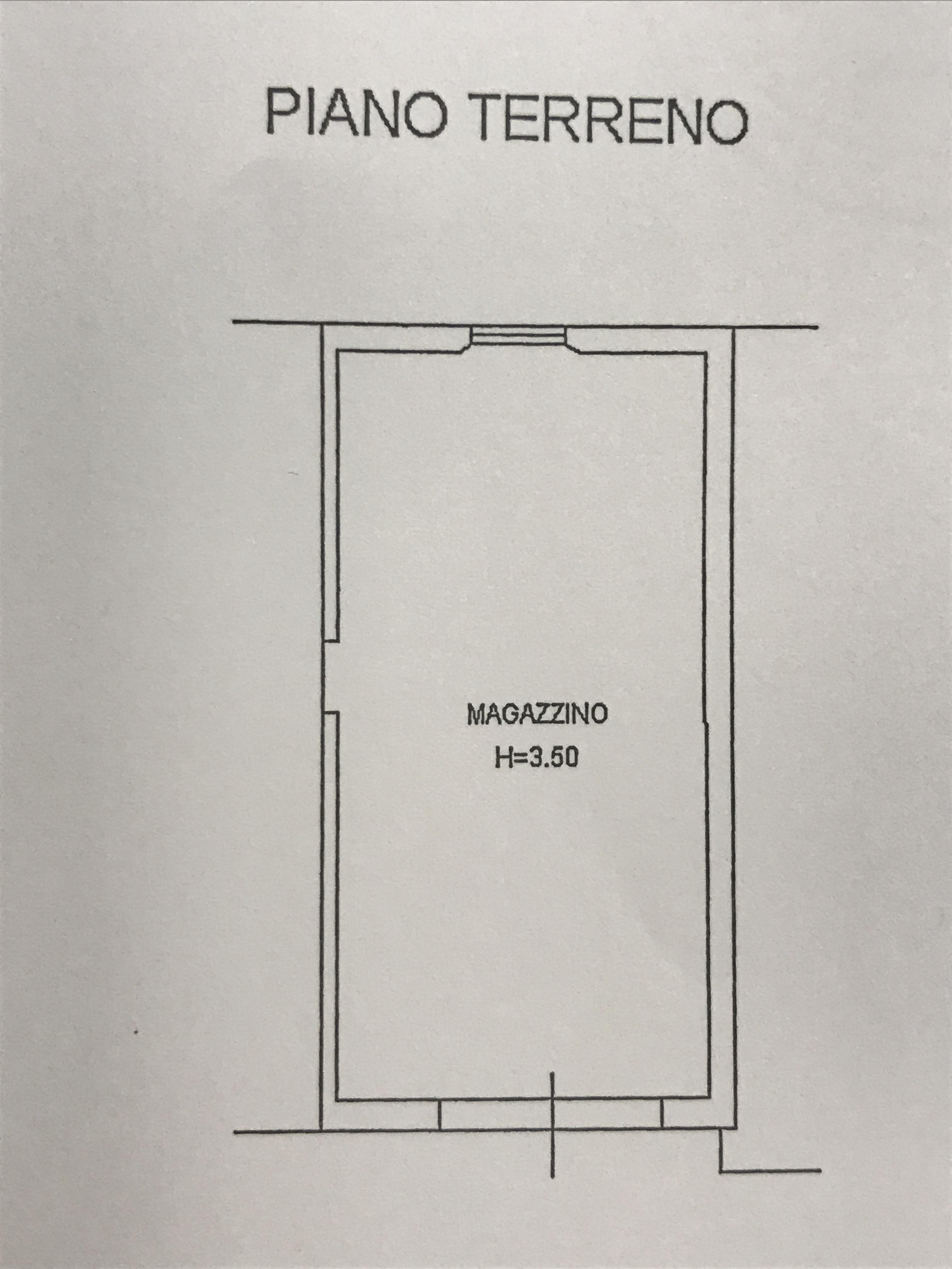 Planimetria 3/3 per rif. M/0065