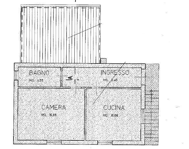 Planimetria 2/2 per rif. M/0066