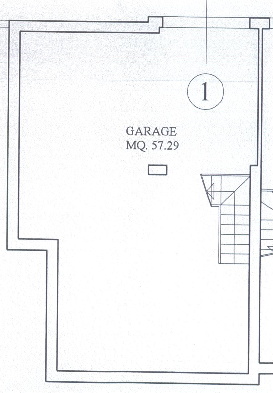 Planimetria 4/4 per rif. B/0048