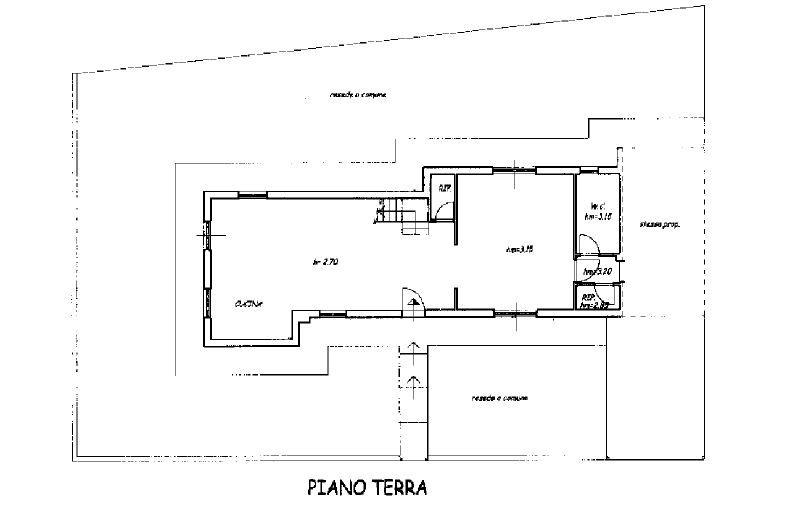 Planimetria 1/1 per rif. M/0094