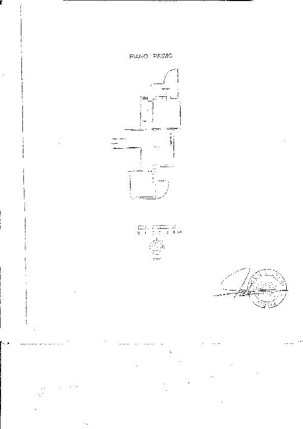 Planimetria 1/1 per rif. B/0085